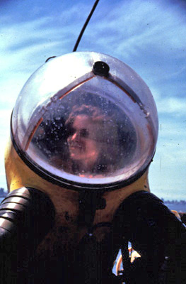 Dr. Sylvia Earle in Jim Suit